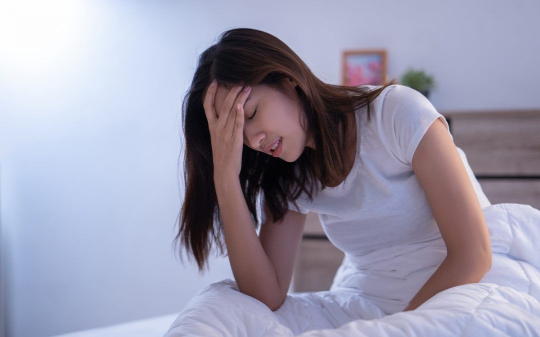 Improve Constipation and Insomnia Problem